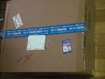 エレコム 冷え冷えクーラーが、頑丈なダンボール箱に入って届きました。